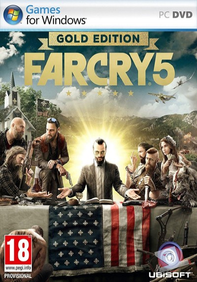 descargar Far Cry 5 Gold Edition