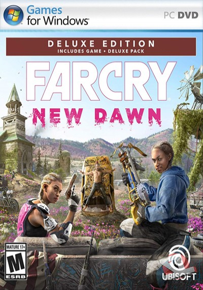 descargar Far Cry New Dawn Deluxe Edition