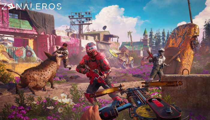 Far Cry New Dawn Deluxe Edition por mega