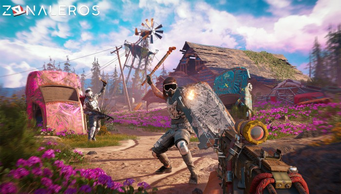 Far Cry New Dawn Deluxe Edition gameplay