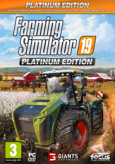 descargar Farming Simulator 19 Platinum Edition