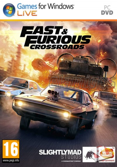 Fast and Furious Crossroads Deluxe Edition