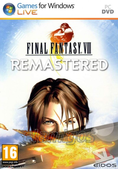 descargar Final Fantasy VIII Remastered