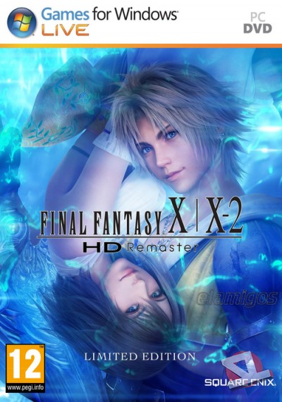 descargar Final Fantasy X/X-2 HD Remaster