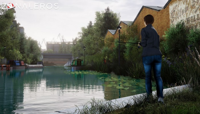 Fishing Sim World Deluxe Edition gameplay