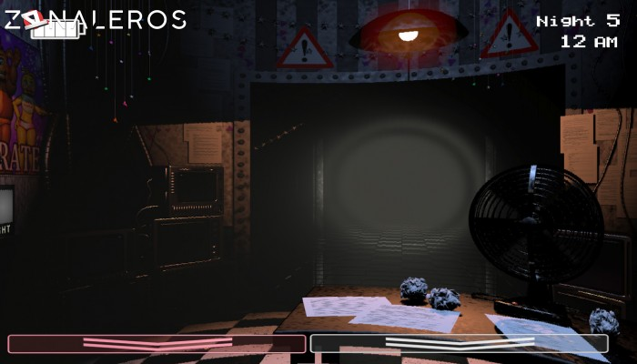 Five Nights at Freddys 2 gameplay