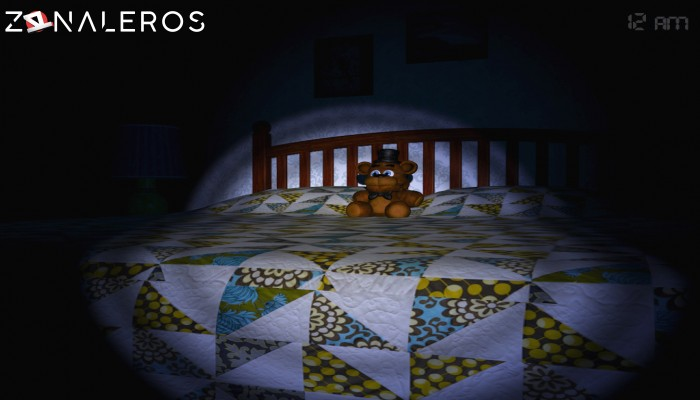 Five Nights At Freddys 4 por torrent