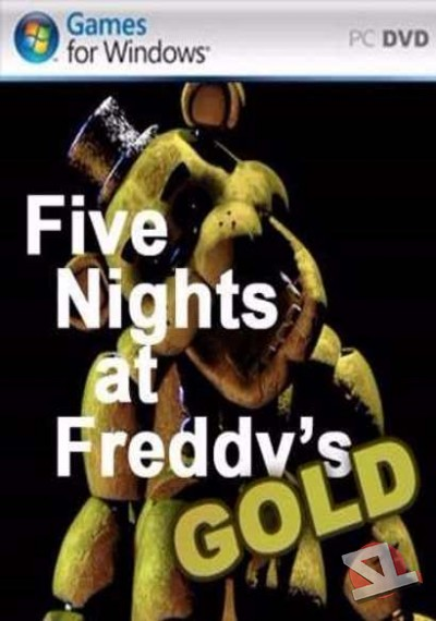 Five Nights at Freddys - Gold