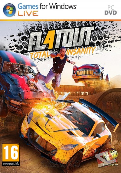 descargar FlatOut 4: Total Insanity