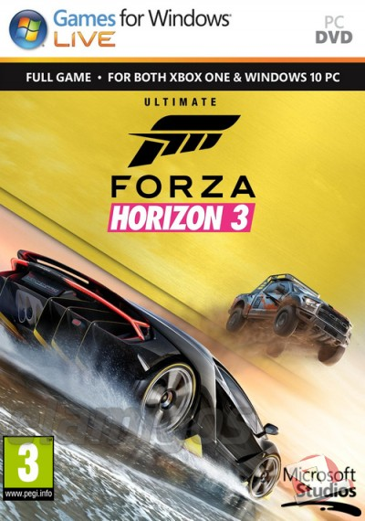 descargar Forza Horizon 3 Ultimate Edition