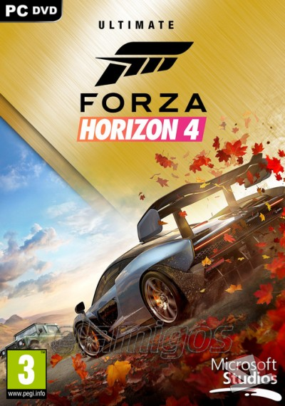 descargar Forza Horizon 4 Ultimate Edition