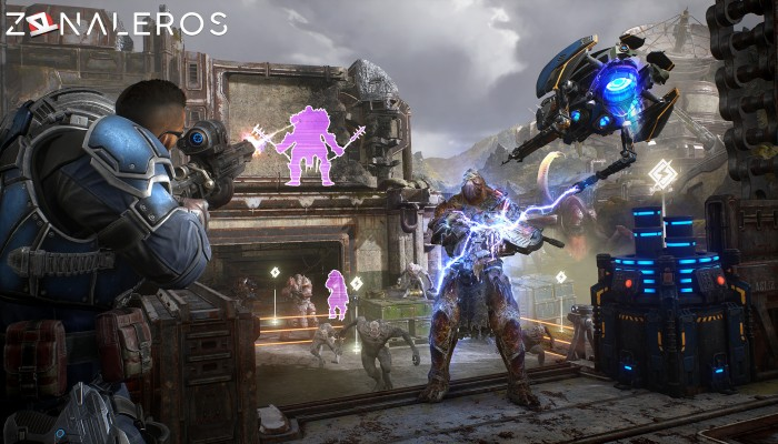 Gears 5 Ultimate Edition gameplay