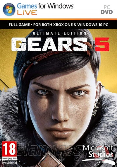 descargar Gears 5 Ultimate Edition
