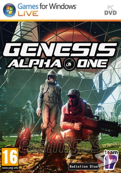 descargar Genesis Alpha One