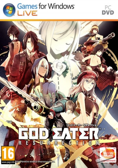 descargar God Eater Resurrection
