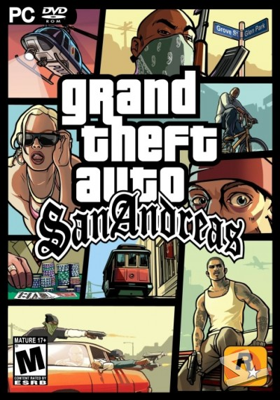 descargar Grand Theft Auto: San Andreas