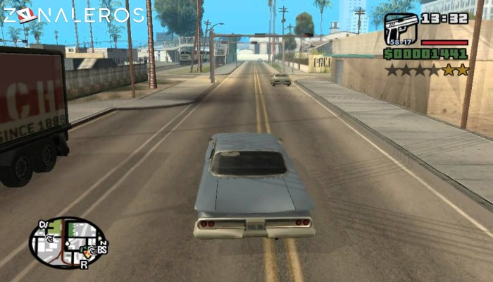 Grand Theft Auto: San Andreas por mega