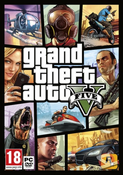 descargar Grand Theft Auto V