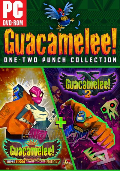 descargar Guacamelee Collection
