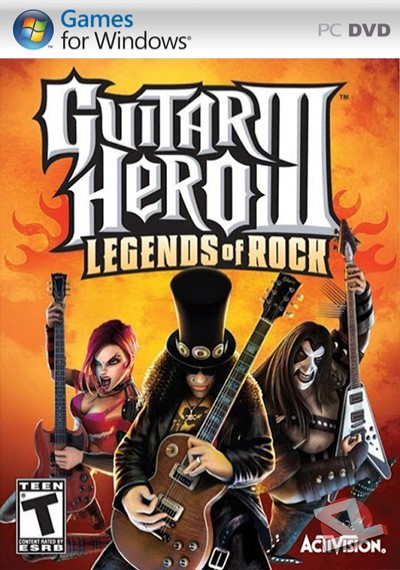 descargar Guitar Hero 3: Legends of Rock