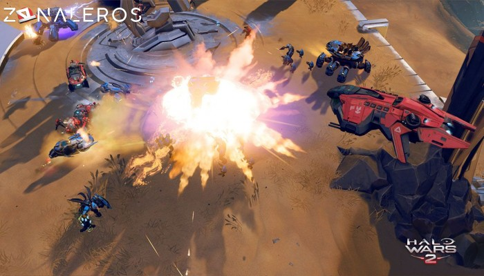 Halo Wars 2: Complete Edition gameplay