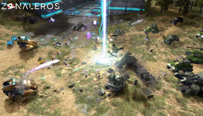 Halo Wars: Definitive Edition gameplay