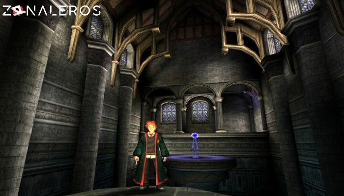 Harry Potter y el prisionero de Azkaban gameplay