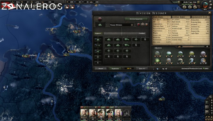 Hearts of Iron IV: Field Marshal Edition por torrent