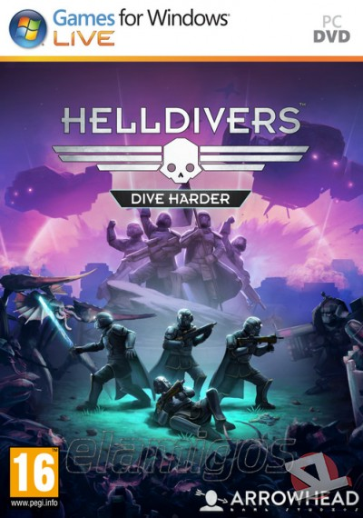 descargar HELLDIVERS Digital Deluxe Edition