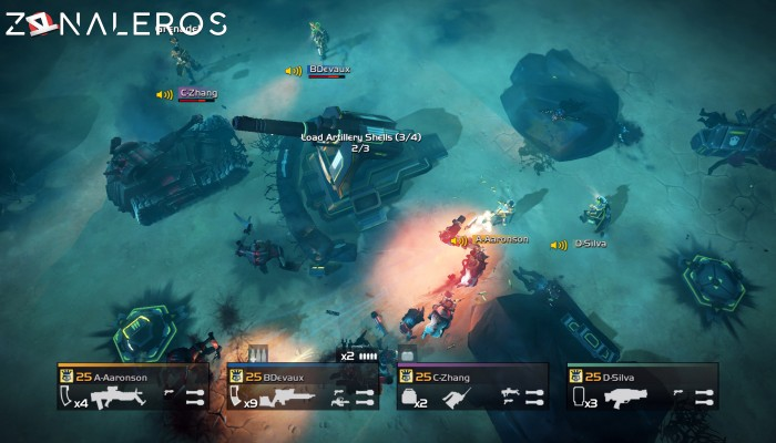 HELLDIVERS Digital Deluxe Edition gameplay