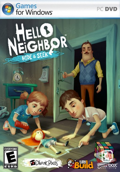 descargar Hello Neighbor: Hide and Seek