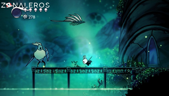 Hollow Knight por mega