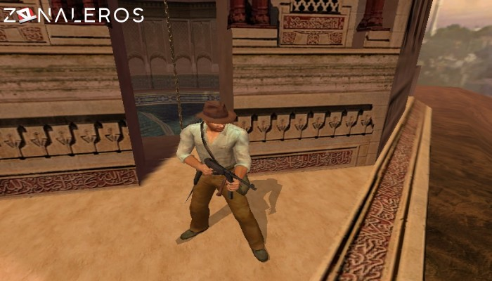 Indiana Jones and the Emperors Tomb por torrent
