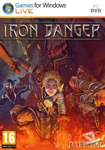 descargar Iron Danger