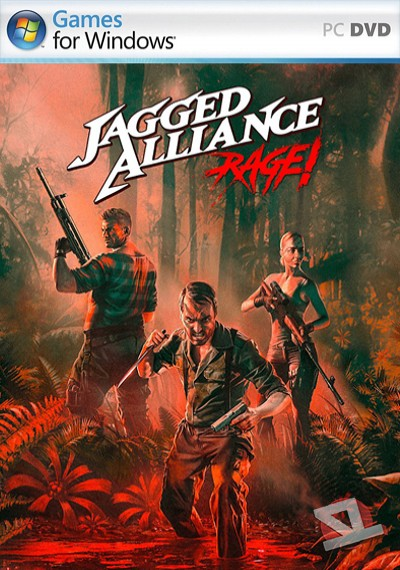 descargar Jagged Alliance: Rage!