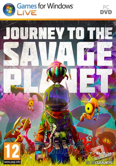 descargar Journey to the Savage Planet