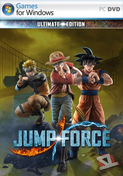 descargar Jump Force Ultimate Edition