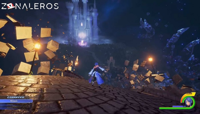 Kingdom Hearts HD 2.8 Final Chapter Prologue por torrent