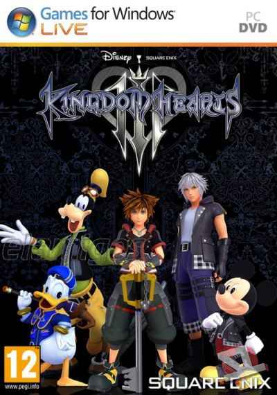 Kingdom Hearts III and Re-Mind