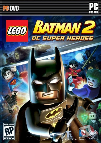 descargar LEGO Batman 2: DC Super Heroes