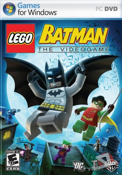 descargar LEGO Batman: The Videogame