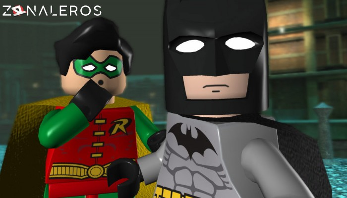 LEGO Batman: The Videogame gameplay