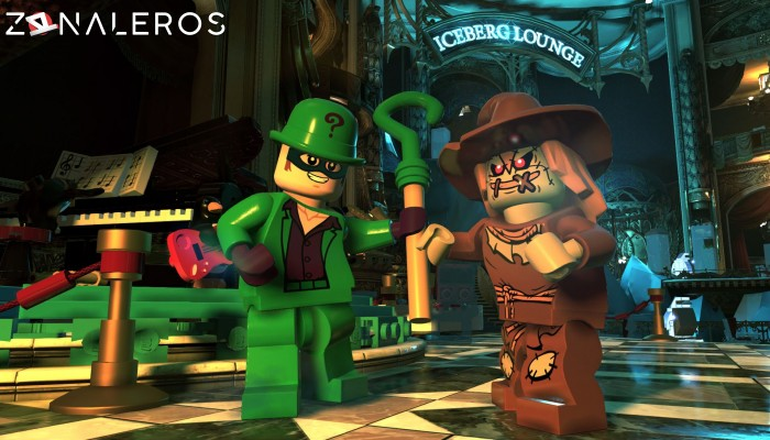 LEGO DC Super-Villains Deluxe Edition por torrent