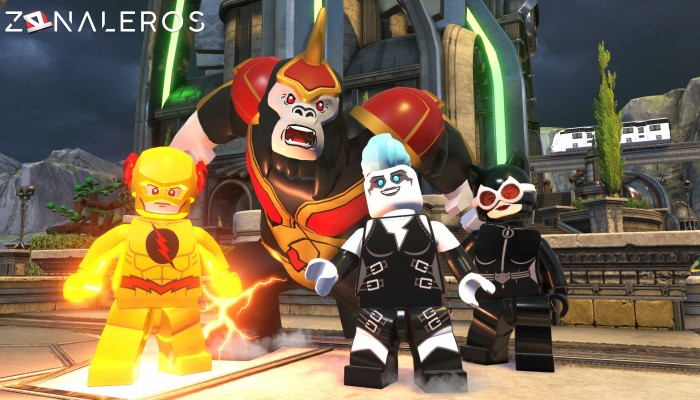 descargar LEGO DC Super-Villains Deluxe Edition