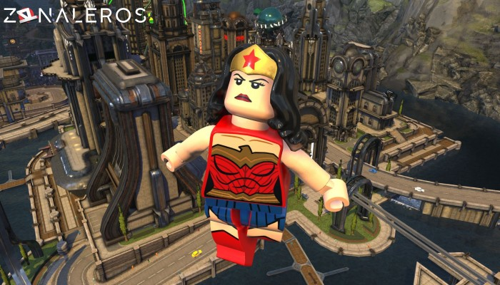 LEGO DC Super-Villains Deluxe Edition gameplay