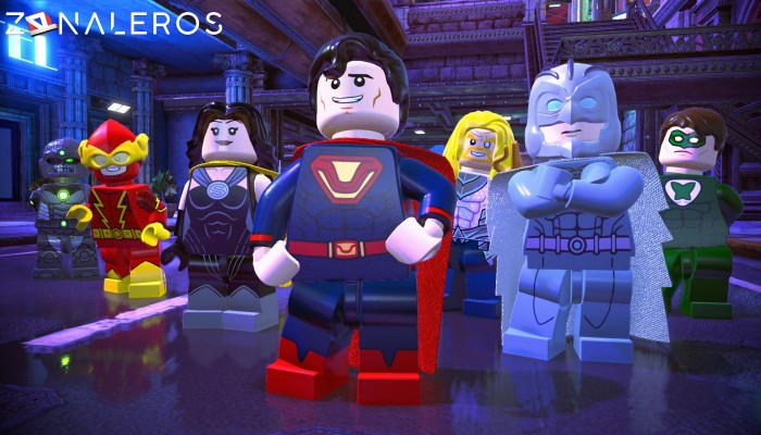 LEGO DC Super-Villains Deluxe Edition por mega