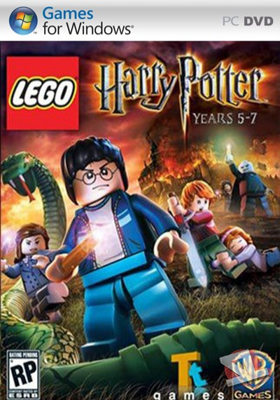 descargar LEGO Harry Potter: Years 5-7