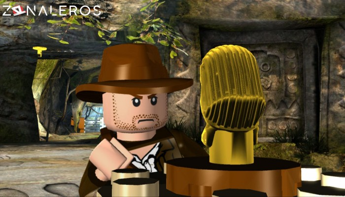 LEGO Indiana Jones The Original Adventures gameplay