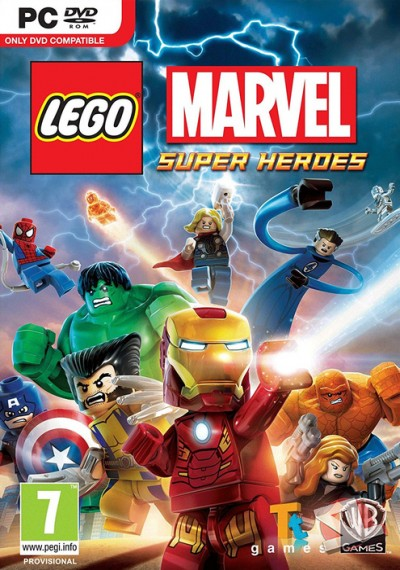 descargar LEGO Marvel Super Heroes