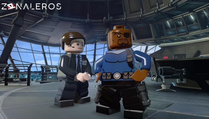 LEGO Marvel Super Heroes por torrent